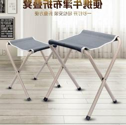 Outdoor Folding Chair Portable Home Recreational Fishing Clo