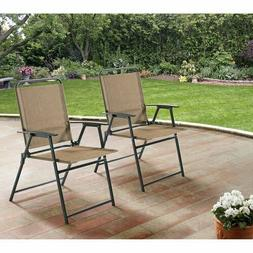 Patio Folding Chair Seating Garden Yard Home Multiple Colors