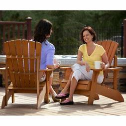 Lifetime Products Recycled Plastic Adirondack Chair