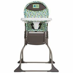 Cosco Simple Fold High Chair with 3-Position Tray