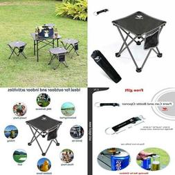 Small Folding Camping Stool Lightweight Chairs Portable Seat