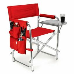 Picnic Time Sports Directors Chair