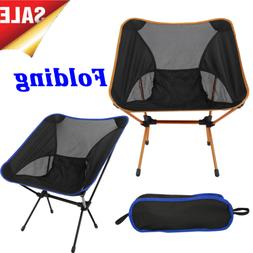 Ultralight Portable Folding Backpacking Camping Chair with