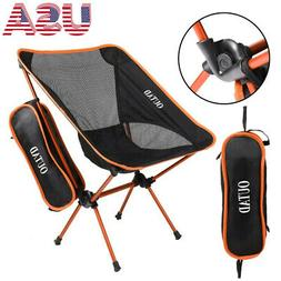 OUTAD Ultralight Portable Folding Backpacking Camping Chair